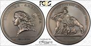 1976 Medal Libertas Americana Silver - Copy of Orig Design MS67