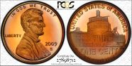 2009-S 1C Lincoln-Presidency PR69DCAM