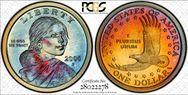 2006-S SAC$1  PR68DCAM