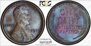 1911 1C  MS64BN