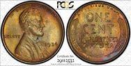 1936 1C  MS64RB