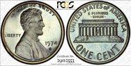 1974-S 1C  PR66BN
