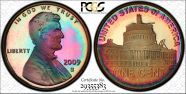 2009-S 1C Lincoln-Presidency PR68DCAM