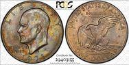 1971-D $1  MS62