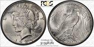 1934-S $1  MS64+