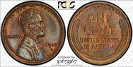 1912-D 1C  MS64BN