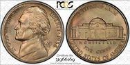 1938-D 5C Jefferson MS66