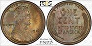 1916 1C  MS63BN