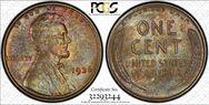 1936 1C  MS64BN