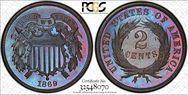 1869 2C  PR65BN