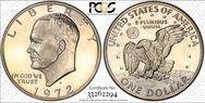 1972-S $1 Silver PR66CAM