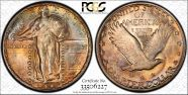 1929-S 25C  MS64FH