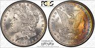 1885-O $1  MS63