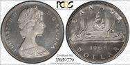 1968 $1 Voyageur PL66