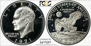 1971-S $1 Silver PR68CAM