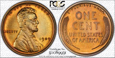 1958 One Cent 1c Uncirculated Available In Various Designs And Specifications For Your Selection Lincoln Wheat United States