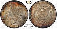 1887-S $1  MS63