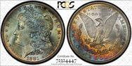 1881-S $1  MS64