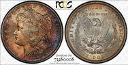 1886 $1  MS65