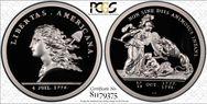 (1776) Medal Libertas Am. 1 Kilo Silver PR70DCAM
