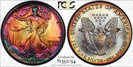 1988 $1 Silver Eagle MS68