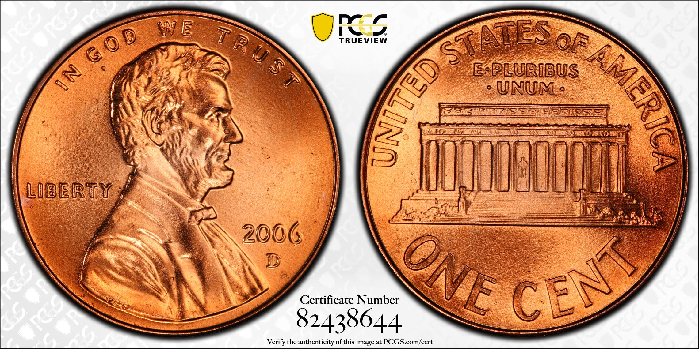 1940-D Lincoln Cent Choice BU RB to RD