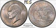 1971 $1  MS64