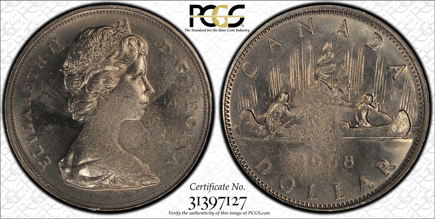 PCGS Set Registry - Collectors Showcase: SPP Canada Nickel
